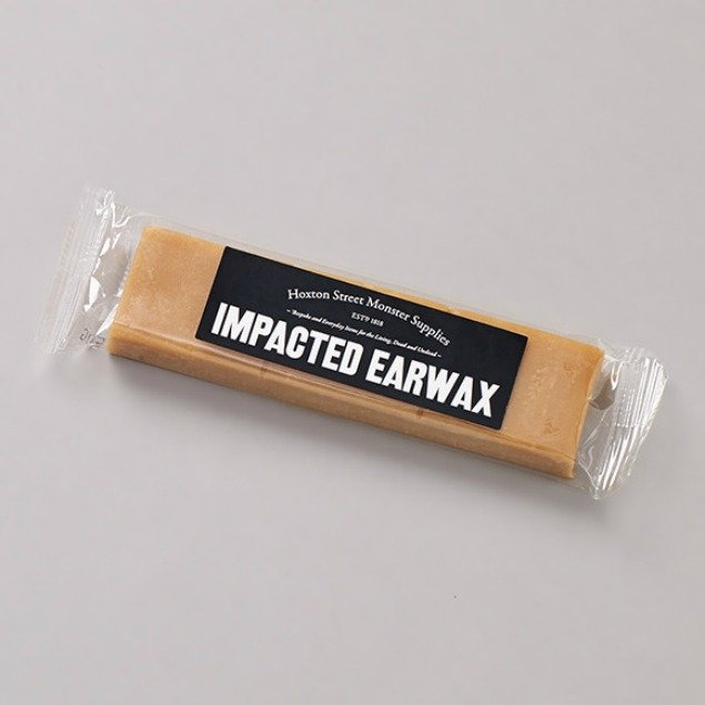 Impacted-Earwax