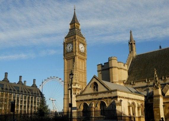 London Vacation Rental Near Big Ben