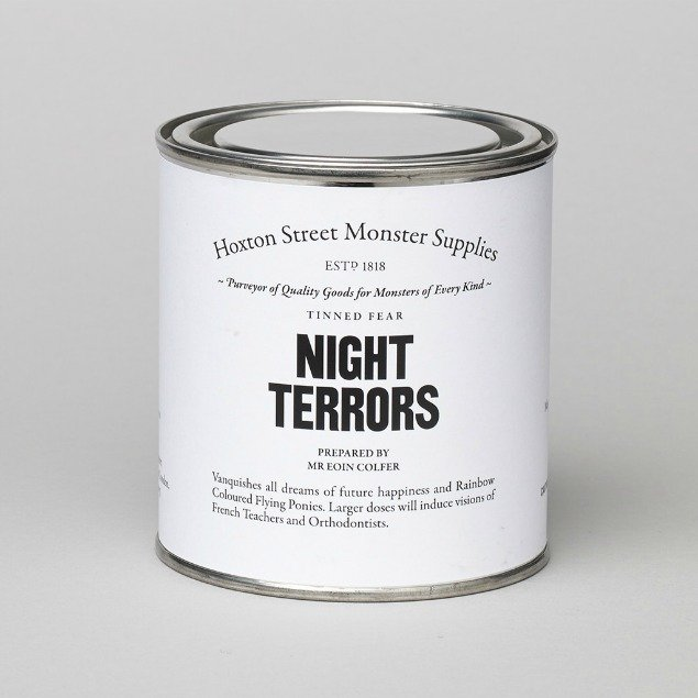 Night Terrors for the faint of heart