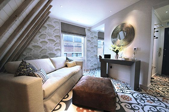 Westminster Living Room in London