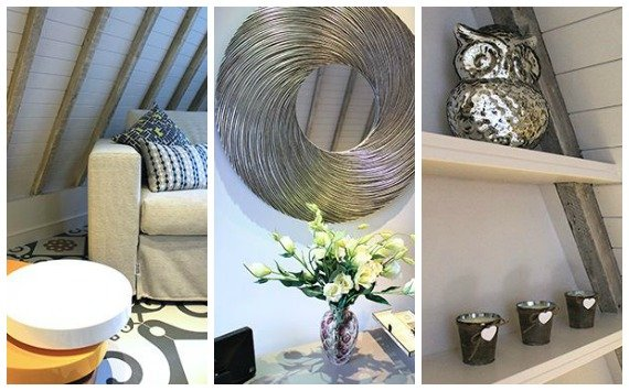 Westminster Vacation Rental Living Room Decor