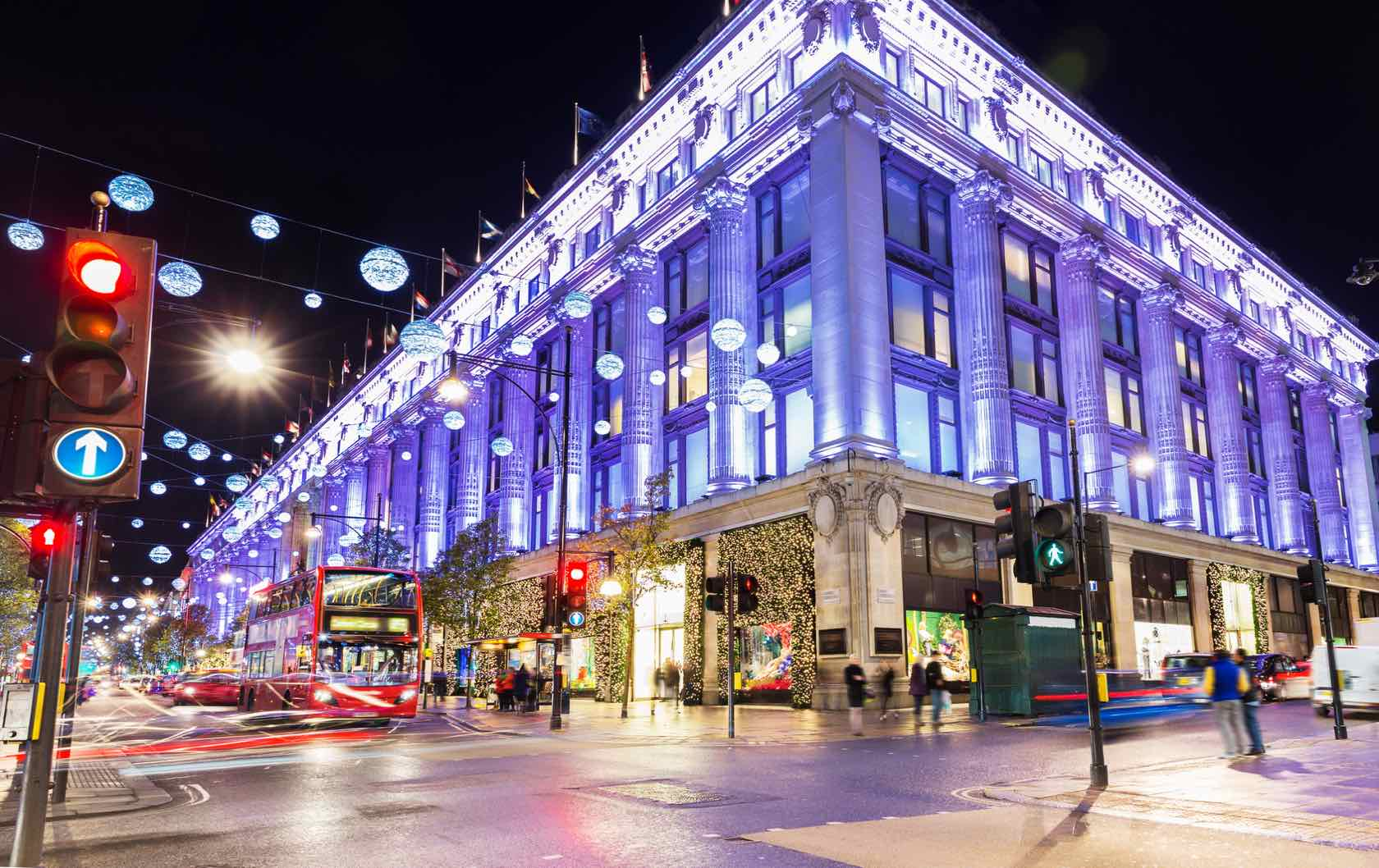 Christmas Shopping in London: The Best Holiday Shopping Spots