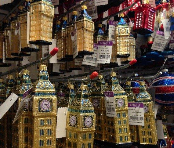 Christmas Extravaganza At Liberty Of London