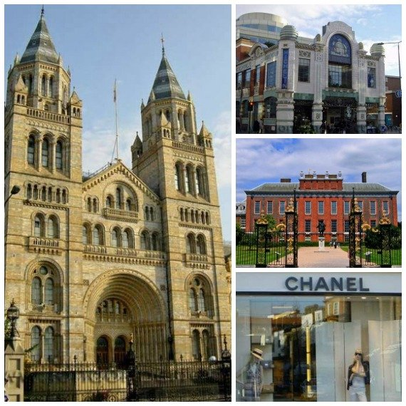 South Kensington Things to See and Do