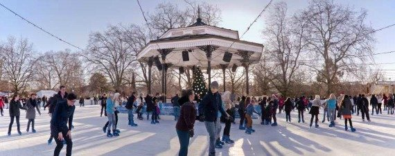 Winter Wonderland Hyde Park Ice Rink