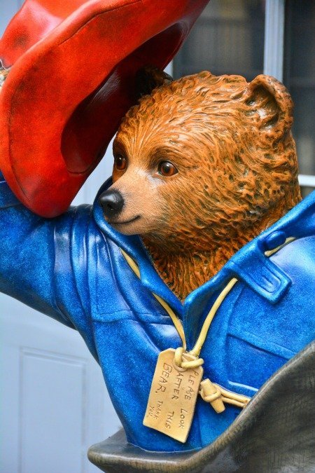 London Paddington Bear Trail