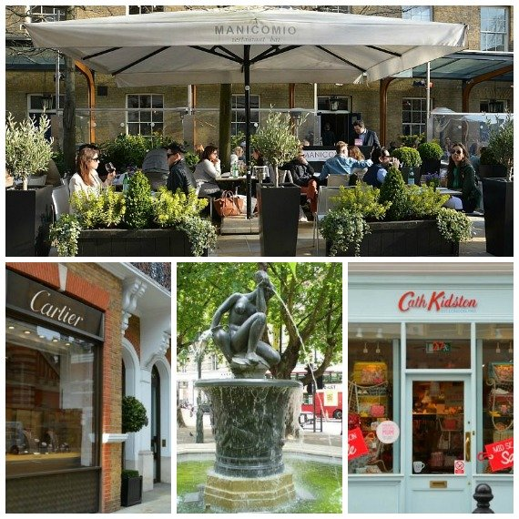 The very best of Chelsea right on your doorstep!