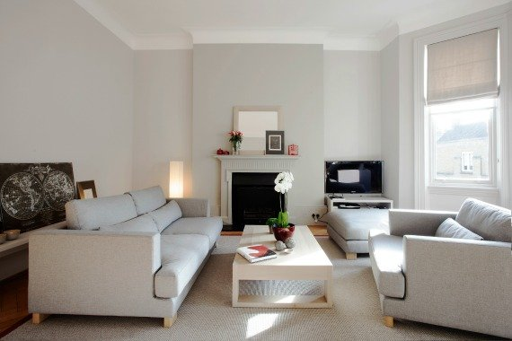 Primrose Living Room London Perfect Chelsea Vacation Rental