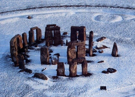 Stonehenge Christmas Tours from London