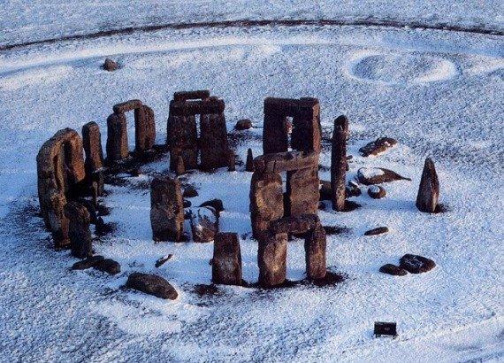 Stonehenge Christmas Tours from London