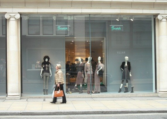 Fenwick London Shopping