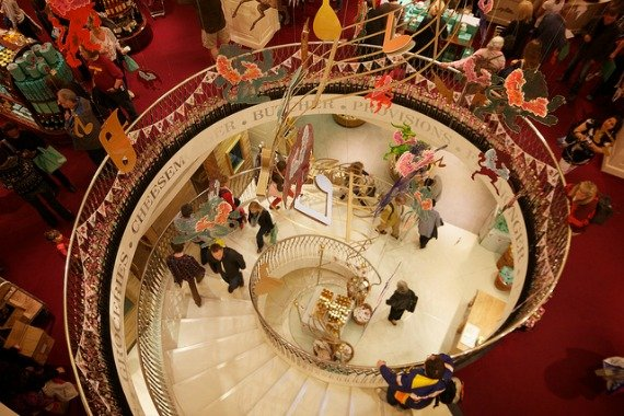 Fortnum and Mason London Sales