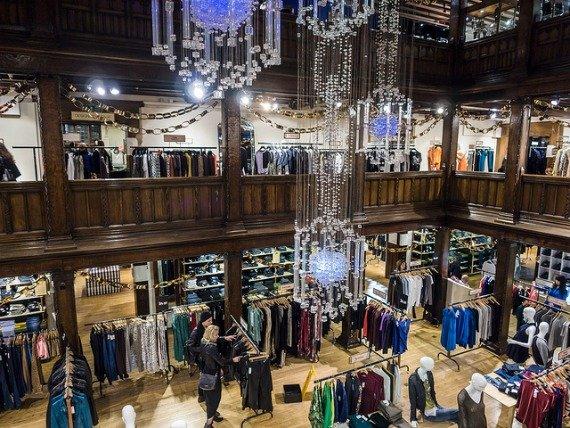 Liberty London Shopping Sales