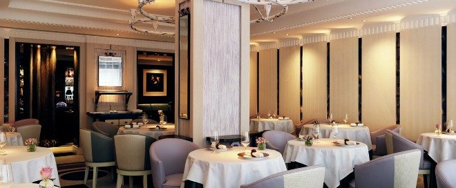London Valentines day Gordan Ramsey Restaurant chelsea