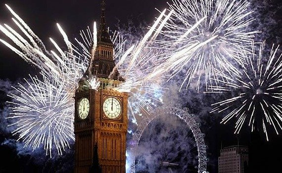 London Perfect's Guide to the New Year's Eve Fireworks