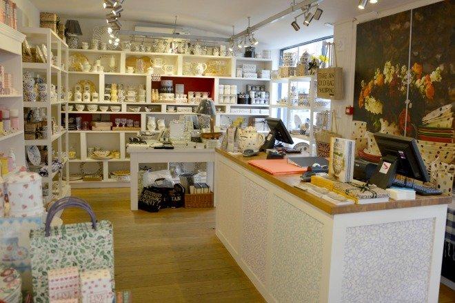Emma Bridgewater Shop Marylebone London