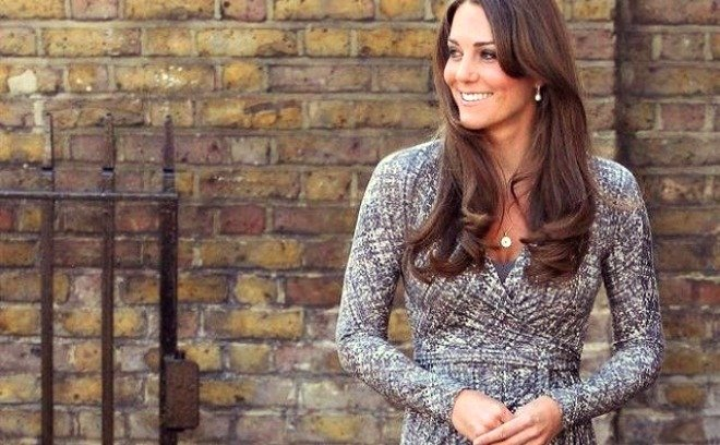 Kate Middleton London Shopping