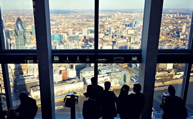 A Spectacular View from the Shard