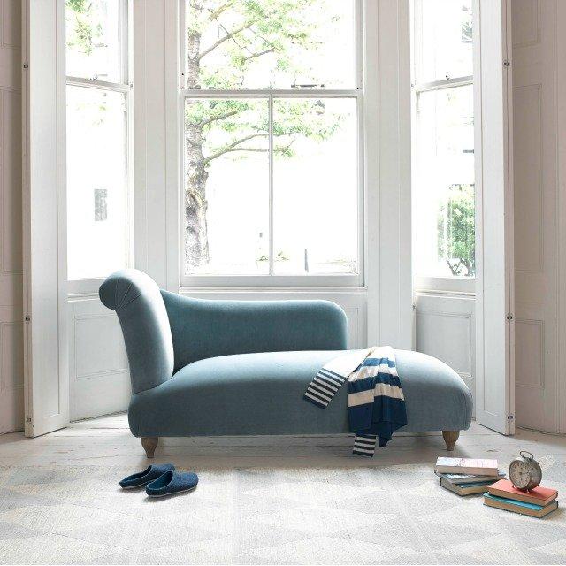 Charlie Marshall Loaf - Brontë chaise lounge