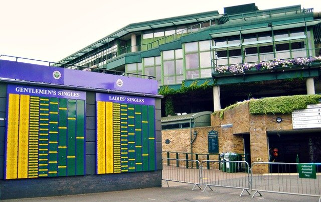 Charlie Marshall Must do in London Wimbledon Charity