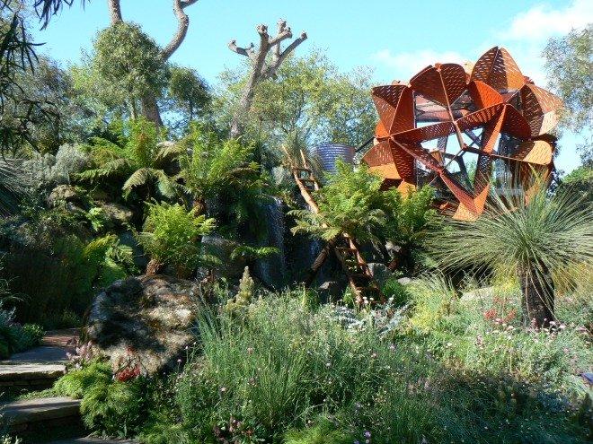 Chelsea Flower Show Garden Installation
