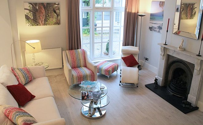 The Rockingham apartment Kensington London