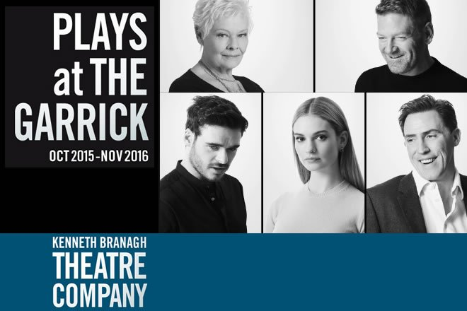 Plays at The Garrick