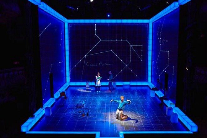 The Curious Incident of the Dog in the Night London West End Theatre