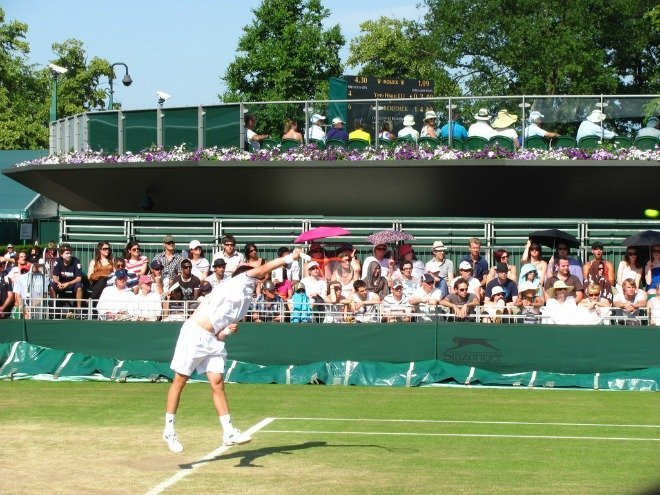 Wimbledon London tennis tickets