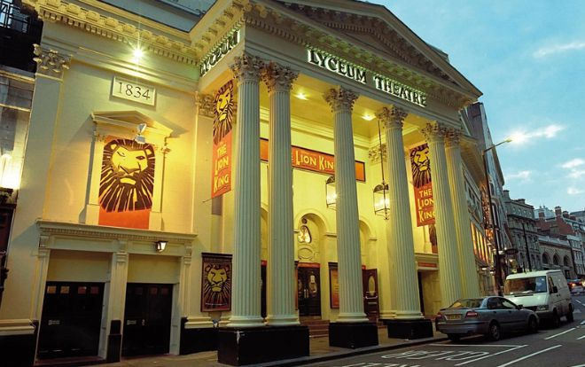 London Theatre Tour Package with Dinner