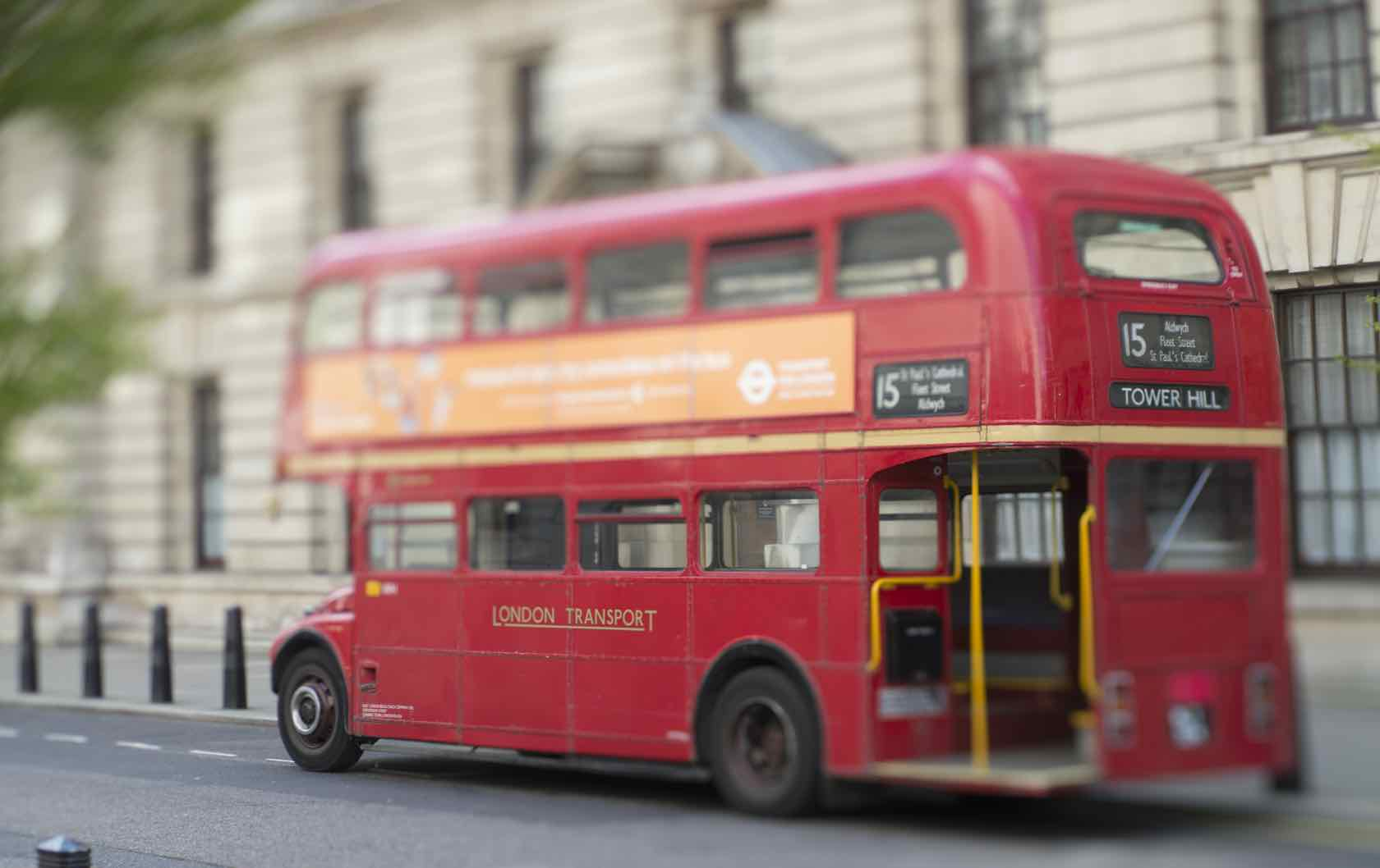 Top 5 Travel Tips to Get Around London