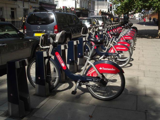 Bikes. Photo courtesy: Elliott Brown/Flickr.