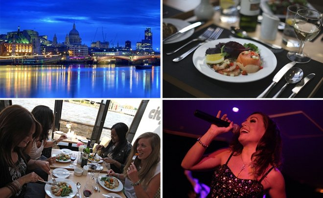Best Thames Dinner Cruise