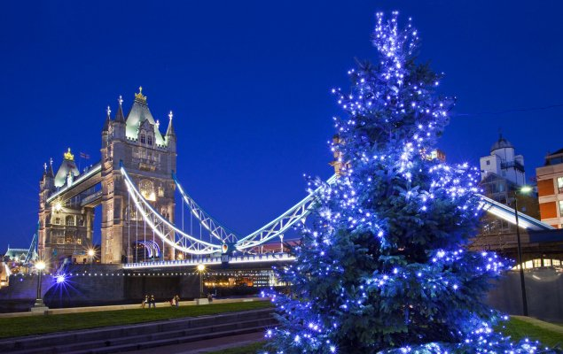 5 Reasons to Come to London for the Holidays