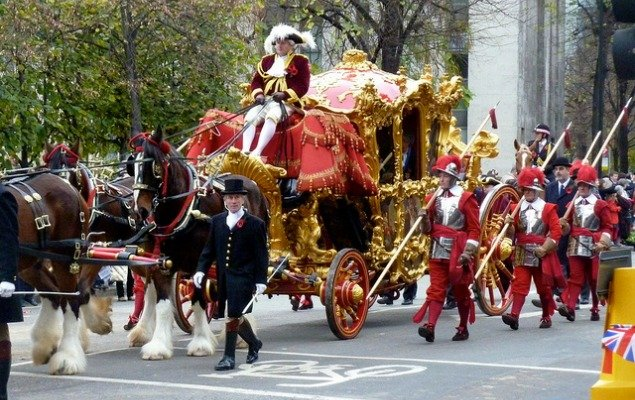 Party Through London with the Lord Mayor's Show!