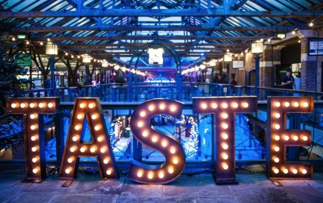 Taste of London 2015: The Festive Edition