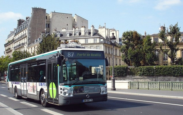 Paris Bus Guide - Line 87