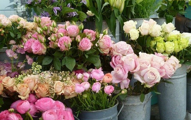 Where to Find the Best Flower Shops in London