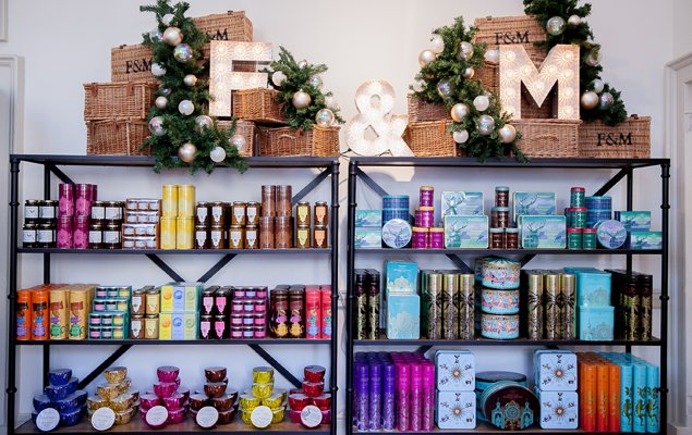 The Christmas Arcade - Skate at Somerset House with Fortnum & Mason. Photo by Hoda Davaine.