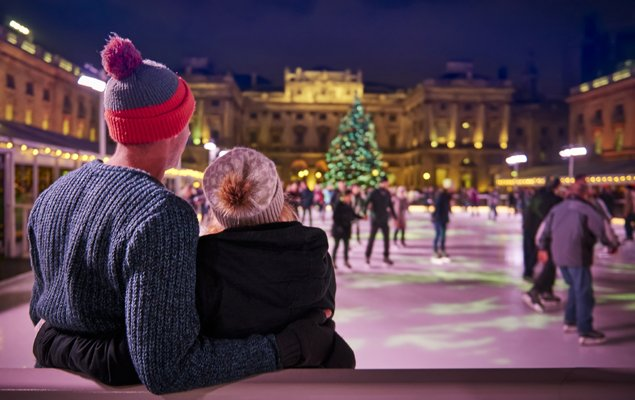 Get into the Holiday Spirit at Somerset House this Winter