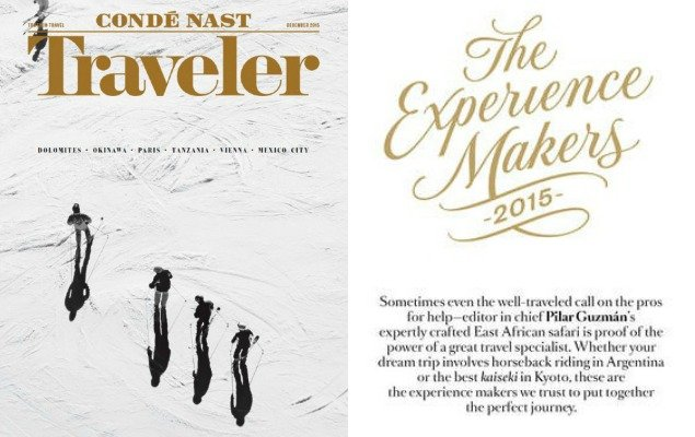 London Perfect Conde Nast Traveler 2015