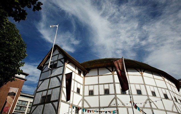 Don't Miss the Globe Theatre 2016 Season!