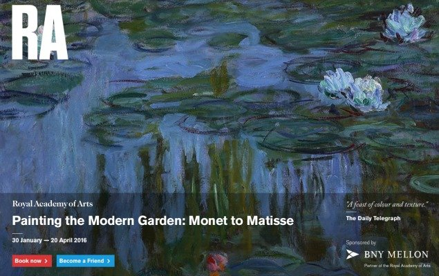 Painting the Modern Garden Monet to Matisse Royal Academy of Arts