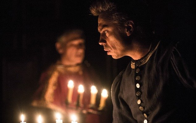 Pericles at the Globe Theatre London