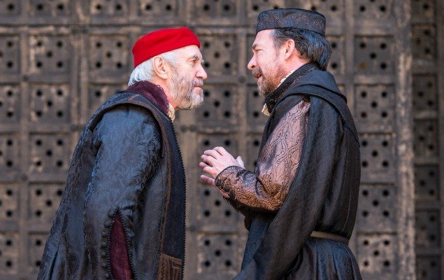 The Merchant of Venice Globe Theatre