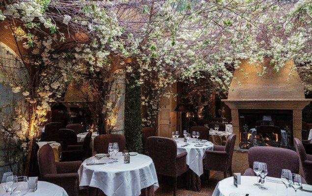 Clos Maggiore Romantic Restaurant London