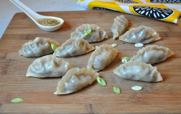 Recipe for Five-spice Venison Potstickers to Celebrate Chinese New Year