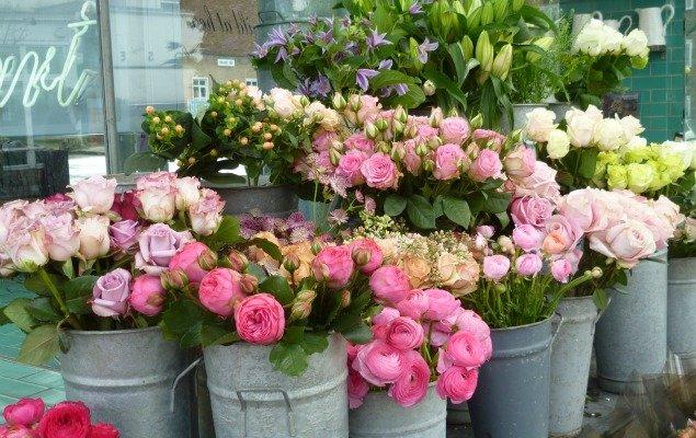 Wild at Heart Best Flower Shops in London