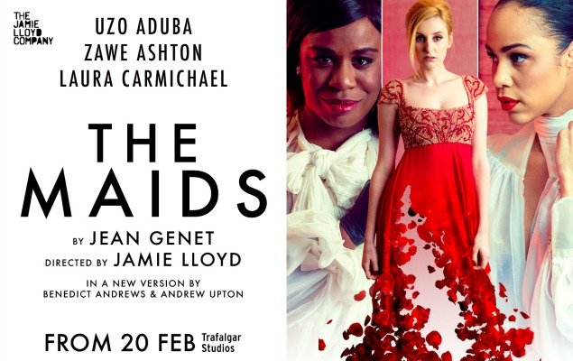 London Theatre Schedule 2016 - The Maids