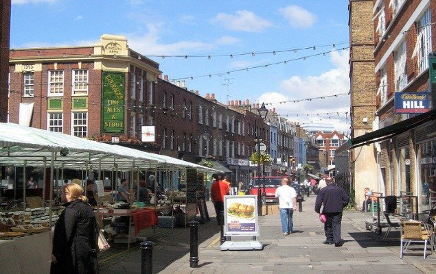 Living Like A Local At Exmouth Market